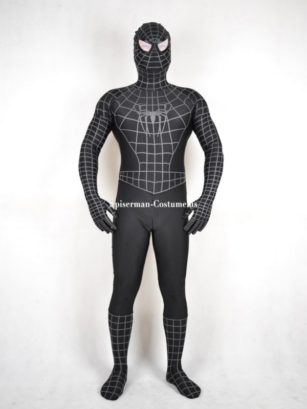Ultimate Spider-Man 2-In-1 Spider-Man/Black Spider-Man Child Halloween Costume Some days you save the girl and get a kiss, others your body gets taken over by a .