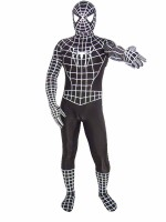 Black Spider-Man Costume