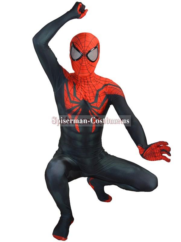 superior spiderman halloween costume