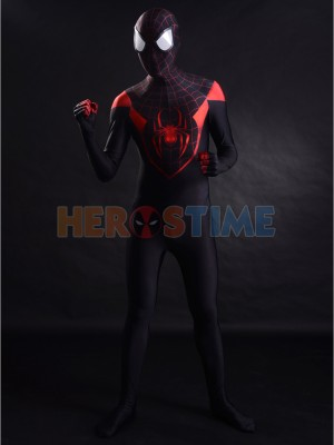 Ultimate Miles Morales Spider-Man Costume